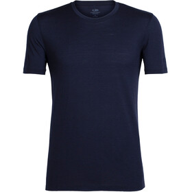 Icebreaker Tech Lite Shortsleeve Shirt Men blue